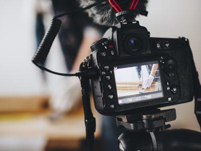 Видео блогове за начинаещи